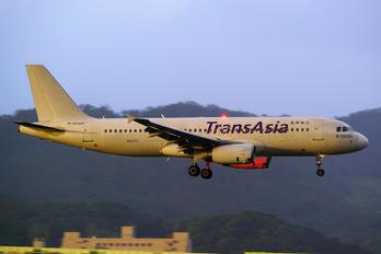 B-22320 - TransAsia Airways Airbus A320
