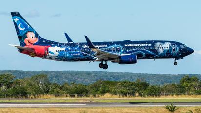 C-GWSZ - WestJet Airlines Boeing 737-800