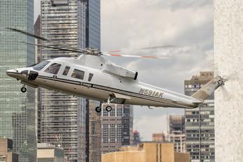 N591AK - Private Sikorsky S-76B