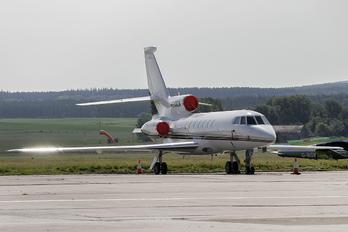 N910CN - Private Dassault Falcon 50