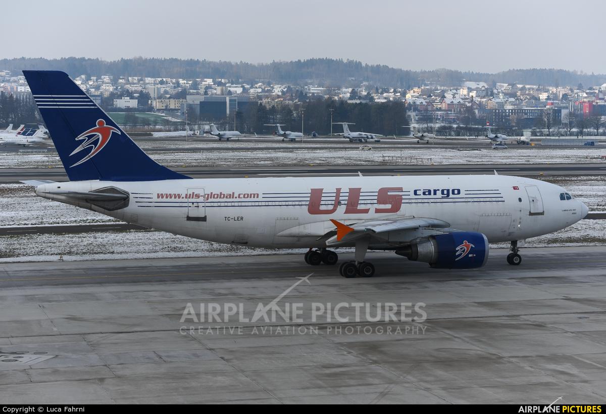 ULS Cargo TC-LER aircraft at Zurich