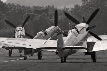 - -  Supermarine Spitfire