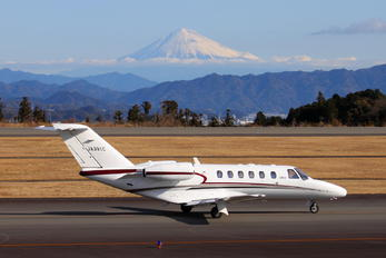 JA391C - Shizuoka Air Commuter Corporation Cessna 525A Citation CJ2