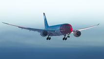 EI-LNE - Norwegian Long Haul Boeing 787-8 Dreamliner aircraft