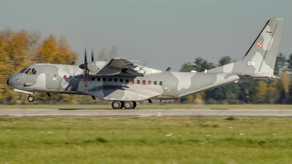 016 - Poland - Air Force Casa C-295M
