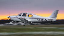 SP-MLS - Private Cirrus SR20 aircraft