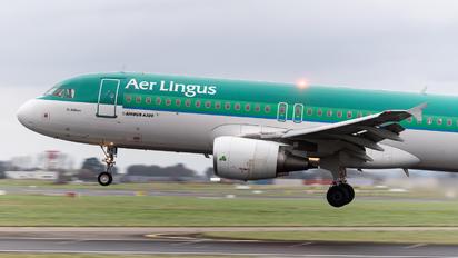 EI-DVE - Aer Lingus Airbus A320