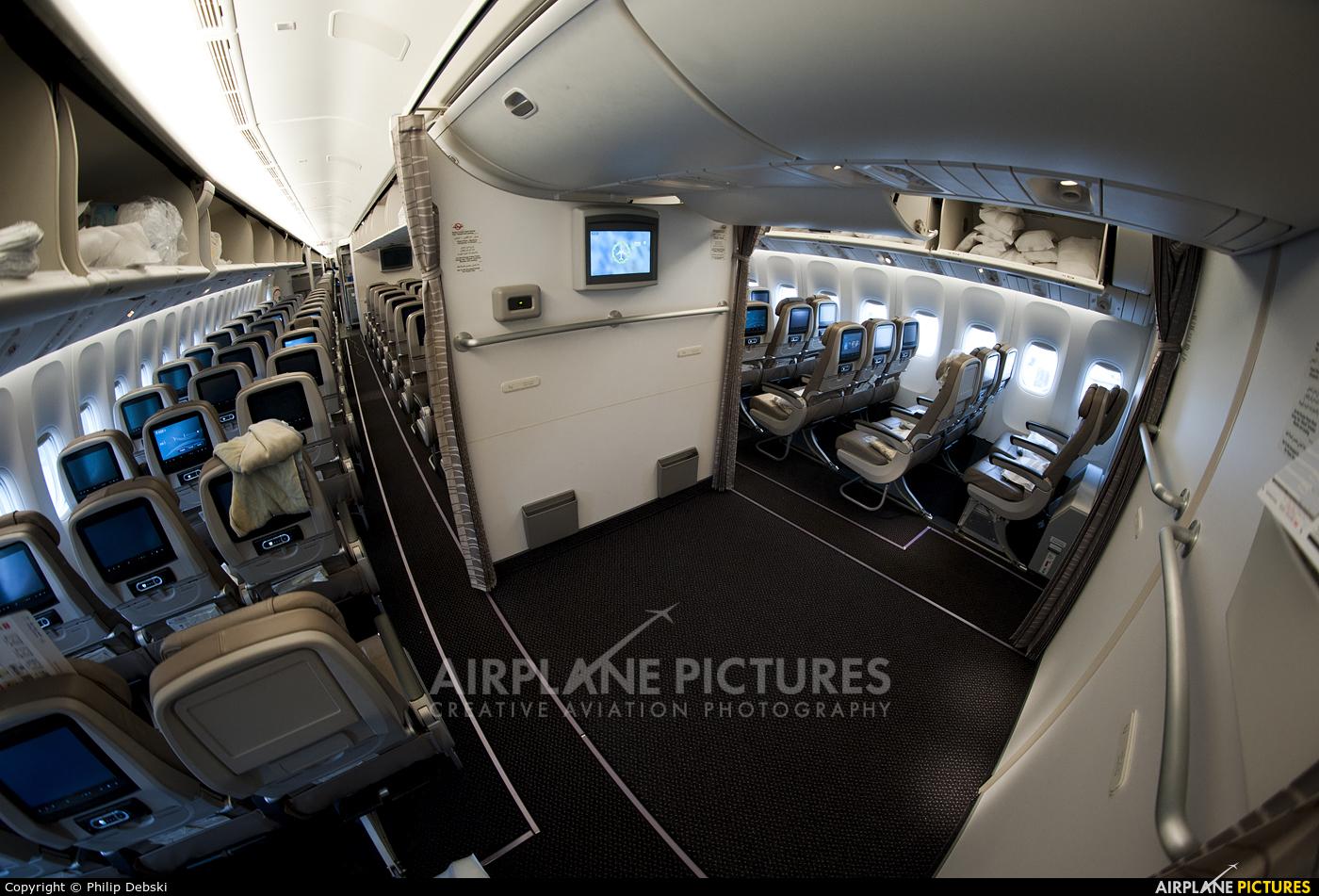 Saudi Arabian Airlines HZ-AK28 aircraft at Toronto - Pearson Intl, ON