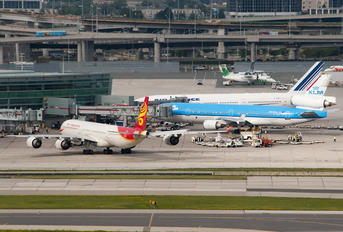 B-6510 - Hainan Airlines Airbus A340-600