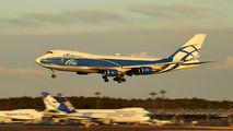 VO-BHE - Air Bridge Cargo Boeing 747-400F, ERF aircraft