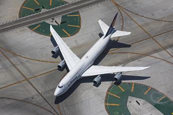 D-ABYF - Lufthansa Boeing 747-8