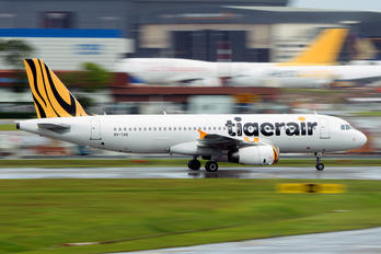 9V-TAE - Tiger Airways Airbus A320