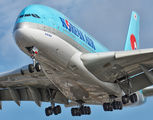 HL7621 - Korean Air Airbus A380 aircraft