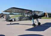 OK-JUQ35 - Private Slepcev  Storch aircraft