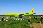 VP-BHL - S7 Airlines Airbus A319 aircraft