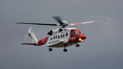 G-MCGL - Bristow Helicopters Sikorsky S-92