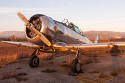 D-FKVE - Private North American Harvard/Texan (AT-6, 16, SNJ series) aircraft