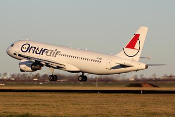 LZ-FBD - Onur Air Airbus A320
