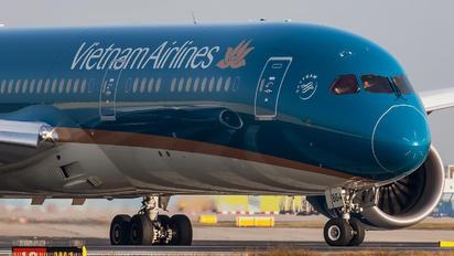 VN-A864 - Vietnam Airlines Boeing 787-9 Dreamliner