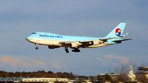 HL7400 - Korean Air Cargo Boeing 747-400F, ERF aircraft