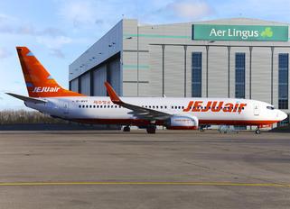 EI-DYT - Jeju Air Boeing 737-800