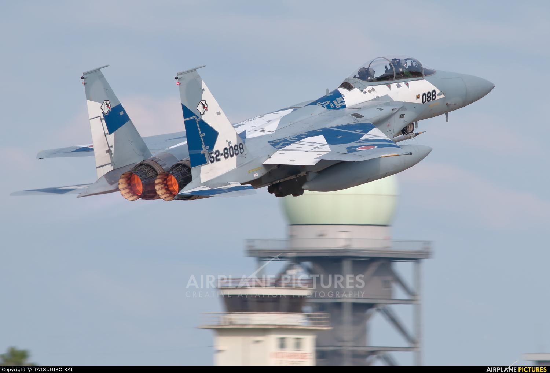 Japan - Air Self Defence Force 52-8088 aircraft at Nyutabaru AB