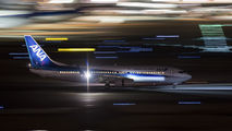 JA84AN - ANA - All Nippon Airways Boeing 737-800 aircraft