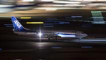 JA84AN - ANA - All Nippon Airways Boeing 737-800 aircraft