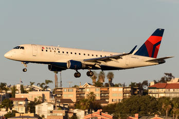 N619CZ - Delta Connection Embraer ERJ-175 (170-200)