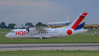 F-GPYB - Air France - Hop! ATR 42 (all models)