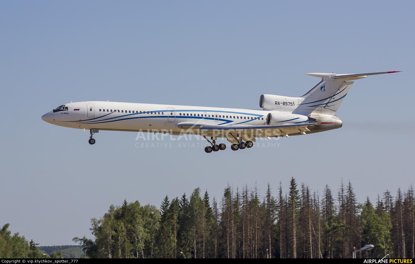 Gazpromavia RA-85751 aircraft at Moscow - Vnukovo