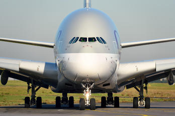 A7-APC - Qatar Airways Airbus A380