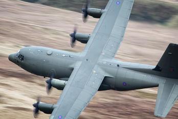 ZH884 - Royal Air Force Lockheed Hercules C.5