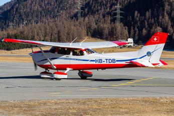 HB-TDB - Private Cessna 172 Skyhawk (all models except RG)