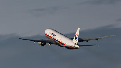 9M-MRL - Malaysia Airlines Boeing 777-200ER