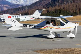 HB-WYK - Private Flight Design CTLS