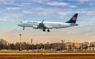 D-AECA - Lufthansa Regional - CityLine Embraer ERJ-190 (190-100) aircraft