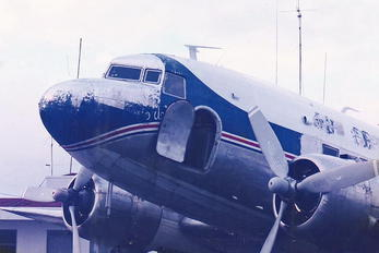 TI-SAG - Sansa Airlines Douglas DC-3