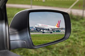 D-AKNI - Germanwings Airbus A319