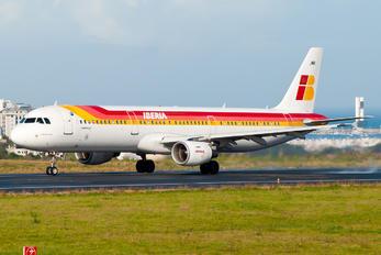 EC-JMR - Iberia Airbus A321