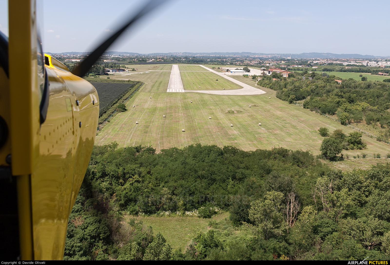 - Airport Overview - aircraft at Verona - Boscomantico