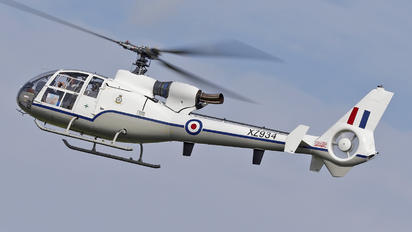G-CBSI - Private Aerospatiale SA-341 / 342 Gazelle (all models)
