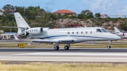 C-FTIX - Private Gulfstream Aerospace G150