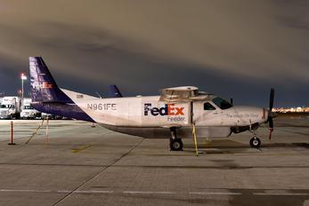 N961FE - FedEx Feeder Cessna 208 Caravan