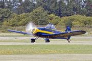 G-ASIY - RAF Gliding and Soaring Association Piper PA-25 Pawnee aircraft