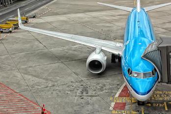 PH-BGG - KLM Boeing 737-700
