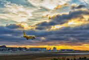 N607NK - Spirit Airlines Airbus A320 aircraft