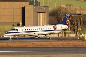 CE-02 - Belgium - Air Force Embraer ERJ-135