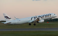OH-LZK - Finnair Airbus A321 aircraft