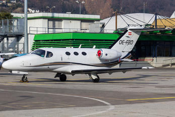 OE-FBD - Private Cessna 510 Citation Mustang